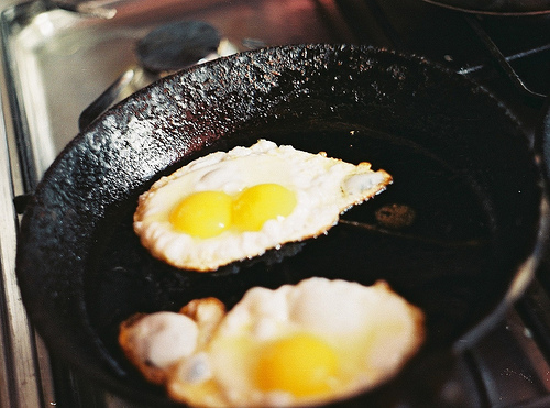 nekta morning eggs